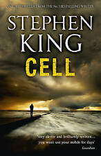 Cell by Stephen King (Paperback) New Book