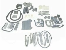 New Lambretta Complete Rubber Kit Grey Colour GP DL Model CAD