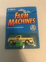 1993 ERTL FARM MACHINES FORD NEW HOLLAND PICKUP TRUCK MIB NIP NEW