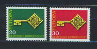 ALEMANIA/RFA WEST GERMANY 1968 MNH SC.983/984 CEPT