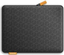 Xtrememac Zipper Sleeve Pouch Slip Case for iPad Air 1/2 & iPad 2 3 4 (Black)