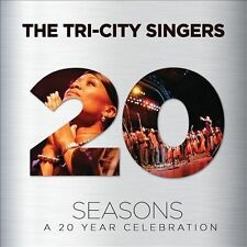 The Tri-City Singers-Seasons:A 20 Year Celebration CD + DVD (New Factory Sealed)