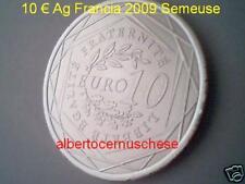 10 euro 2009 Ag FRANCIA Semeuse france frankreich Frankrijk França Франция
