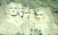 """MT RUSHMORE"" Presidents Memorial American Landmark BOXLESS Jigsaw Puzzle NEW"
