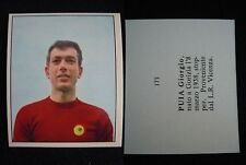 ***CALCIATORI IMPERIA 1968/69*** PUIA (TORINO) N.173