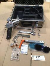 UTP MINI-SPRAY-JET Flammenaufspritzen inkl. Koffer und Zubehör