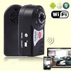 2017 Wireless Wifi P2P Mini Cam IP Spy Surveillance Camera For iPhone Android MT