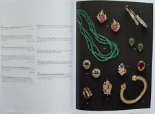 CATALOGUE DE VENTE : BIJOUX / JEWELRY (Antique,Art Nouveau Deco,or,émail,perle