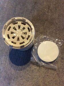 2 Nikken PiMag® Wassersystem- Kartusche + 2 Mikroschwämme OVP Wasserfilter