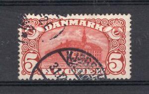 DENMARK, YV # 68, USED, VF