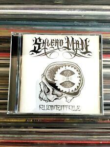 SKLERO MAN RUDIMENTALE CD