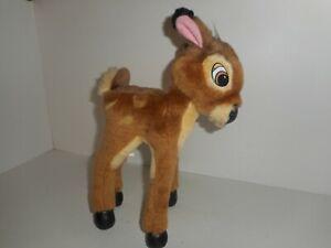 "Vintage Disney Promotional Products Bambi Toy Plush Doll 12"""
