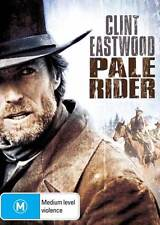 Pale Rider * NEW DVD * Clint Eastwood western (Region 4 Australia)