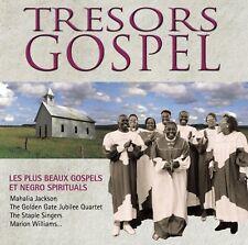 CD NEUF SCELLE - TRESORS DU GOSPEL / Coffret 4 CD - 64 Titres - C2