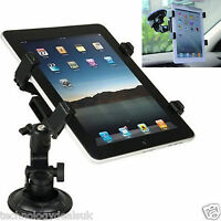 """Adjustable Universal In Car Suction Mount Holder For All Tablet 7 To 11"""""""