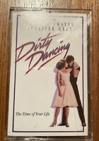 DIRTY DANCING Original Motion Picture Soundtrack Cassette Tape Various Artists