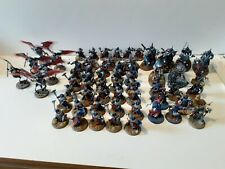 B. warhammer age of sigmar stormcast eternals Mixed Lot Painted Global Shipping