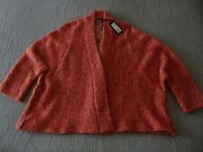 """NWT OSKA """"Lira"""" Mohair Mix Flecked Knit Jacket - size 3 14/16UK RRP£319.00"""