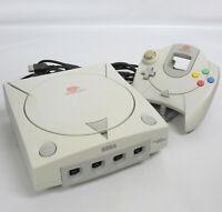 Sega Dreamcast Console System Ref 019012016217 Tested ASAHI 1999