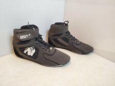 Gorilla Wear Gym Shoes Men's 12.5 Body Building High Top Fitness Shoes
