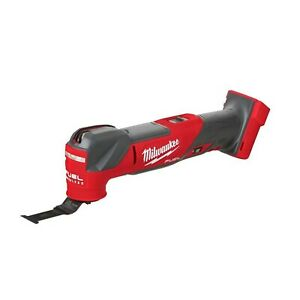 Milwaukee M18FMT-522X 18v Cordless Fuel Multi Tool Kit in Case WITH 2 BATTERIES