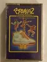 BREAKIN' 2 ELECTRIC BOOGALOO Original Soundtrack 1984 CASSETTE New SEALED