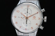 TAG Heuer Carrera chronograph CAR2012.BA0799 Cal.1887 Automatic 43mm Men's