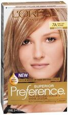 LOreal Superior Preference - 7A Dark Ash Blonde (Cooler) 1 Each (Pack of 2)