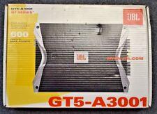 JBL GT5-A3001 Car Audio Subwoofer Amplifier