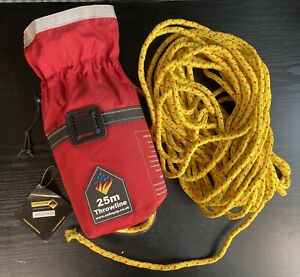 Safequip 25m Throwline - Unused With Original Tag - Safety Kayaking Rope/Line