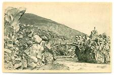 Russian Soviet Town View Terek Bridge PC Stamps Chechens Armenians 7,15 Kop 1933