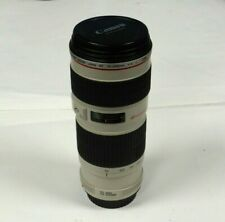 Canon 70-200mm f4 L USM EF Zoom lens for Canon EF DSLRS