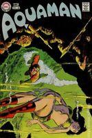 Aquaman #48 GD/VG 3.0 1969 Stock Image Low Grade