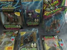NEW Spawn Action Figure Mixed Lot Of 7 Toys New Sealed Todd McFarlane's