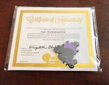 Disney VIP Certificate of Authenticity Pin: Ursula - The Little Mermaid