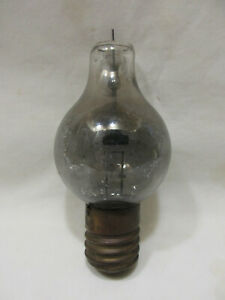 Rare Antique GENERAL ELECTRIC Cat. 99X44 TUNGAR Rectifier Bulb