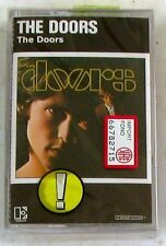 THE DOORS - Same - Musicassetta Cassette Tape MC K7 Sealed