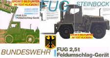Steinbock Geländestapler 2,5 Y4 Allrad Stapler FUG Gabelstapler Deutz Motor Luft