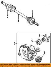 JAGUAR OEM 10-15 XF Rear-Axle Assembly or CV Shaft C2Z4813