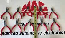 Mac Tools 10-pc Mini Precision Pliers Set P301910