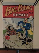 Big Bang Comics #2 (Summer 1994, Caliber Press)