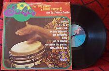 Salsa LA SONORA CARIBE **Con Tito Cortez y Daniel Santos** SCARCE MEXICO LP 1977