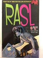 RASL #6 Comic Book C2E2 Exclusive Cartoon Books 2010
