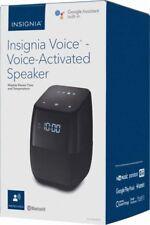 Insignia (NS-CSPGASP-G) Voice Smart Bluetooth Speaker w/ Google Assistant