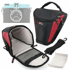 Ultra-Portable & Protective Carry Case w/ Shoulder Strap for Lomography Diana F+
