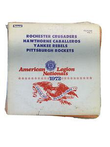 1972 American Legion Nationals Drum & Bugle Corps Vol. 1- Vinyl