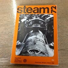 Steam 72 ARPS Year book 1972