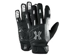Hk Army Pro Gloves Full Finger Stealth Grey paintball gloves New - S Sm Small