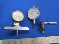Mti Dial Depth Gage Amp Fowler Indicator H 586
