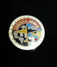 Indiana Jones Spinner Pin One Way Ticket Adventure 2008 Trading